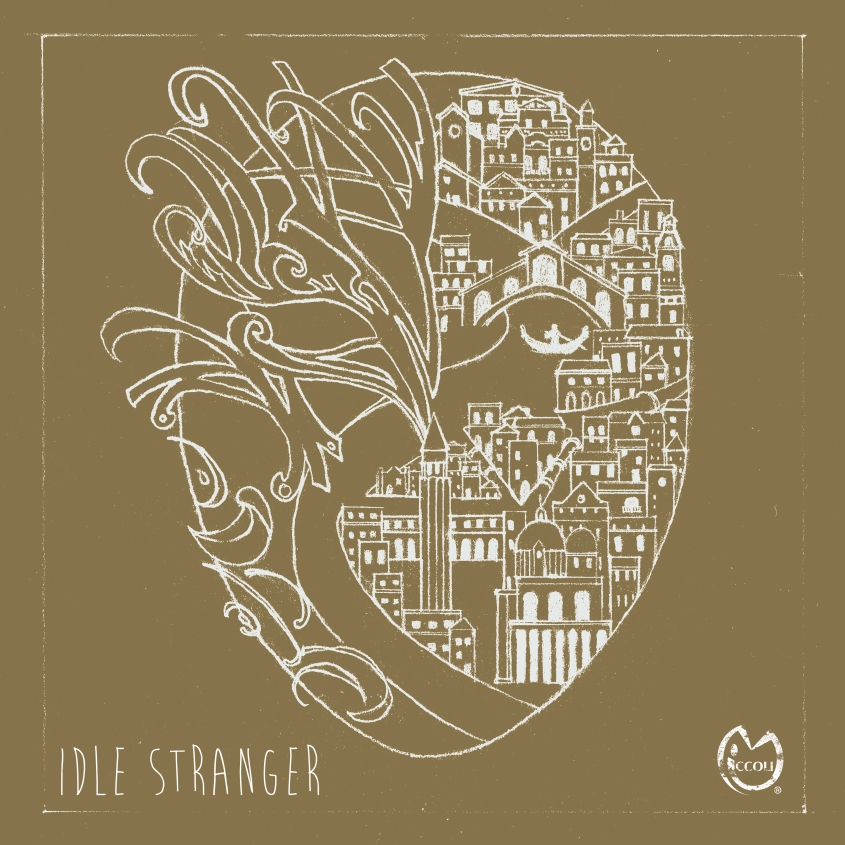 idle stranger final artwork cd